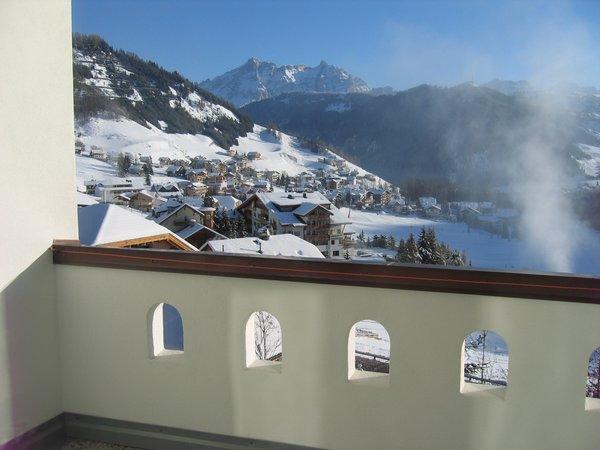 Foto vom Balkon Riposo