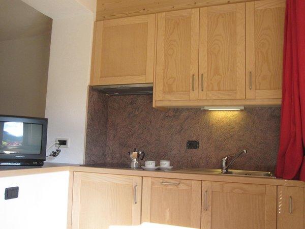 Foto der Küche Riposo