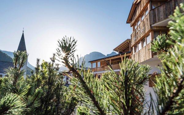Foto esterno in estate Villa Tony - Small Romantic Hotel