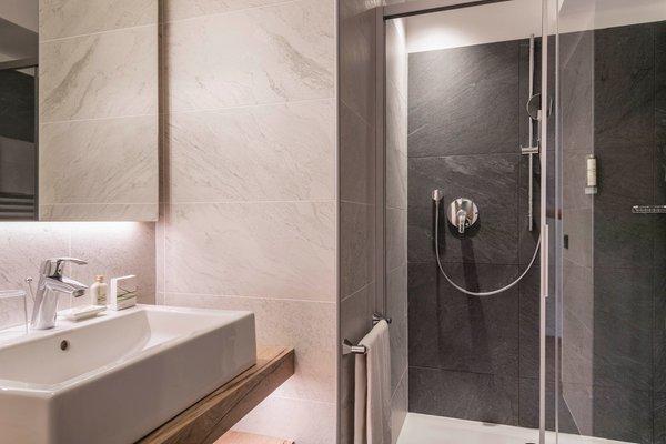 Foto del bagno Villa Tony - Small Romantic Hotel