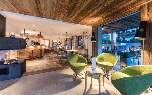 Le parti comuni Villa Tony - Small Romantic Hotel