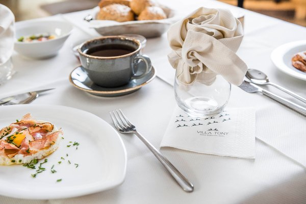 La colazione Villa Tony - Small Romantic Hotel