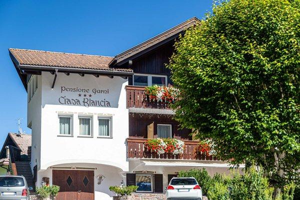 Photo exteriors in summer Ciasa Blancia