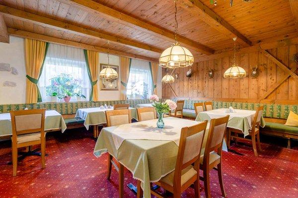 Das Restaurant Corvara Ciasa Blancia