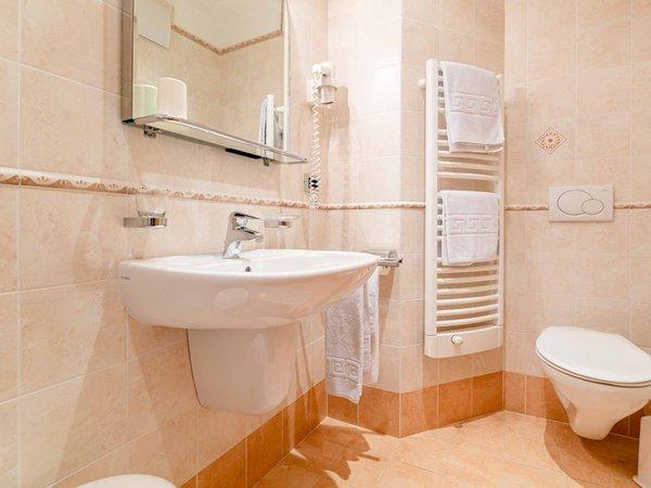 Photo of the bathroom Small hotel Ciasa Blancia