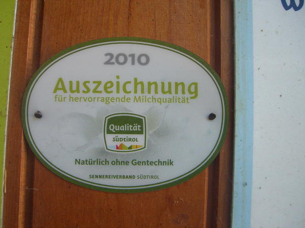 Foto di alcuni dettagli Kompatscherhof