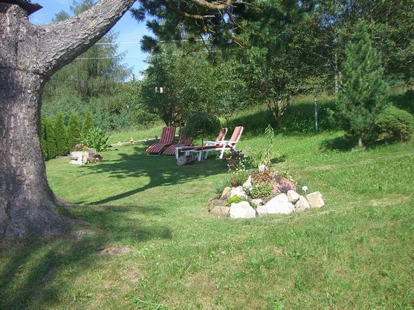 Foto del giardino Castelrotto