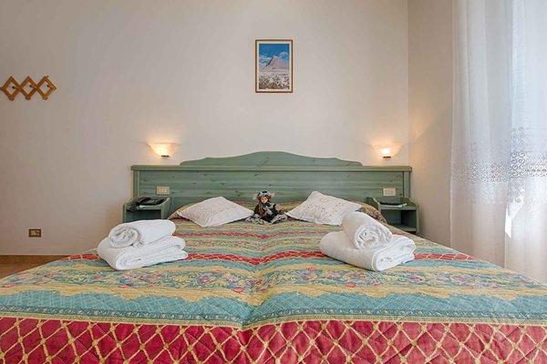 Foto della camera Hotel Aurora