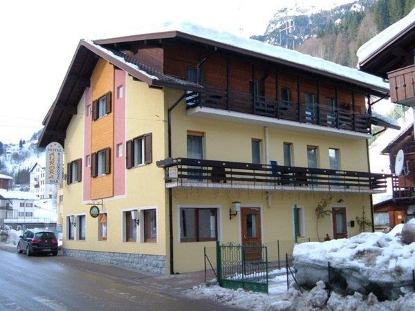 Foto invernale di presentazione Aurora - Hotel 3 stelle