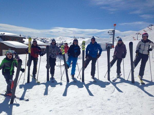 Attività invernali Civetta e Val di Zoldo