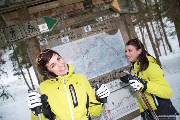 Attività invernali Monte Civetta - Ski Civetta