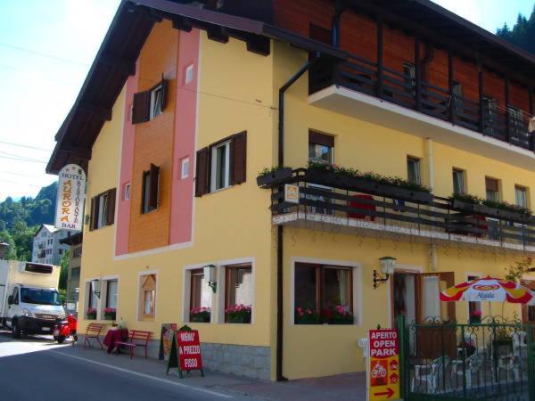 Foto estiva di presentazione Aurora - Hotel 3 stelle