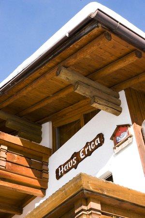 Photo of the balcony Haus Erica