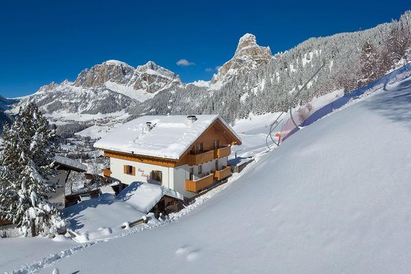 Photo exteriors in winter Chalet Schütz