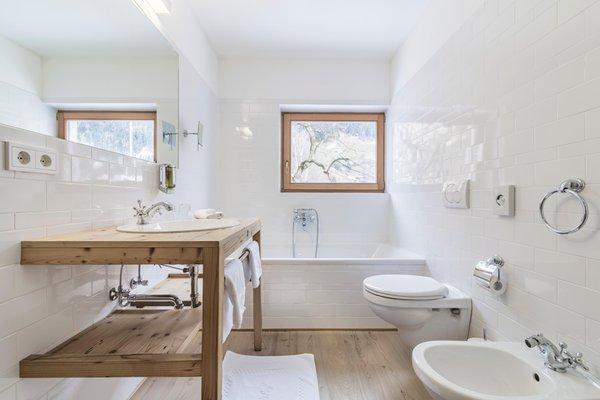 Photo of the bathroom Hotel Drumlerhof