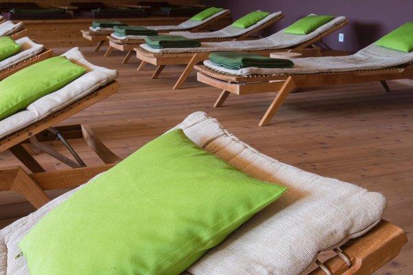 Photo of the wellness area Hotel Drumlerhof