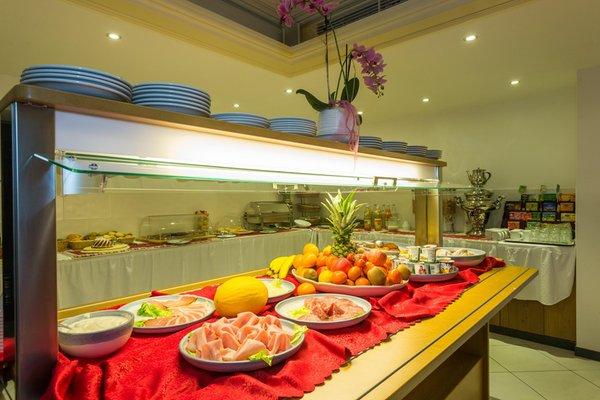 The breakfast Hotel Hellweger
