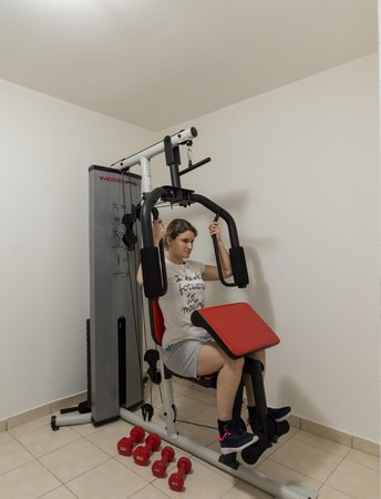 Photo of the fitness area Hotel Hellweger