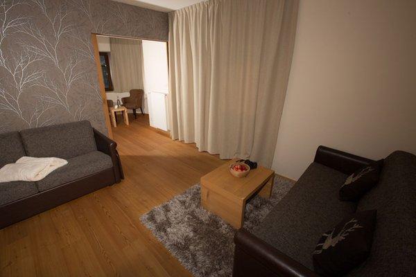 Il salotto Alphotel Stocker - Hotel 3 stelle sup.