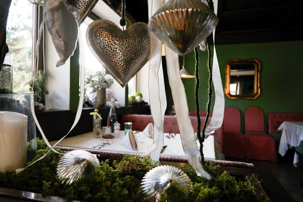 Il ristorante Campo Tures Alphotel Stocker