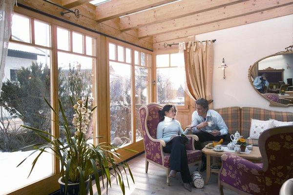 Le parti comuni Hotel Alphotel Stocker