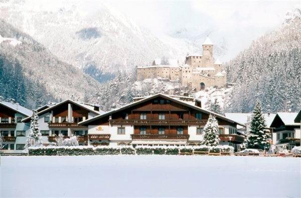 Foto invernale di presentazione Mirabell - Hotel 3 stelle sup.