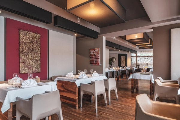 The restaurant Campo Tures / Sand in Taufers Feldmilla Design Hotel