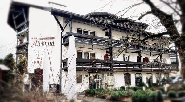 Sommer Präsentationsbild Residence Hotel Alpinum