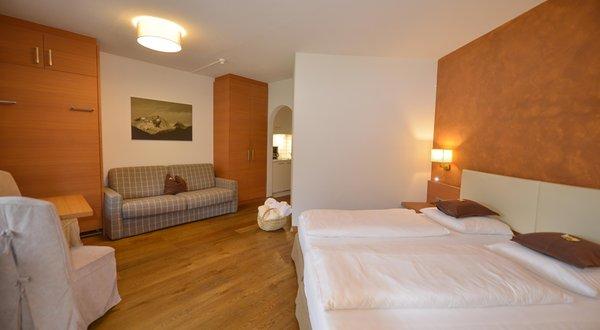 Foto vom Zimmer Residence Hotel Alpinum