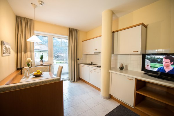 Photo of the kitchen Apartments in hotel Central