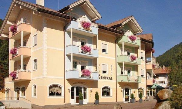Foto estiva di presentazione Central - Aparthotel 3 stelle