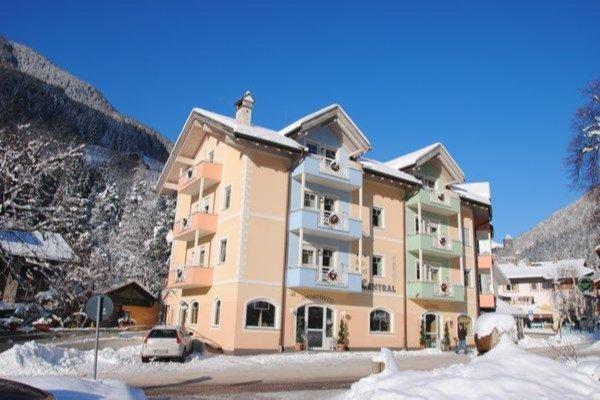 Foto invernale di presentazione Central - Aparthotel 3 stelle