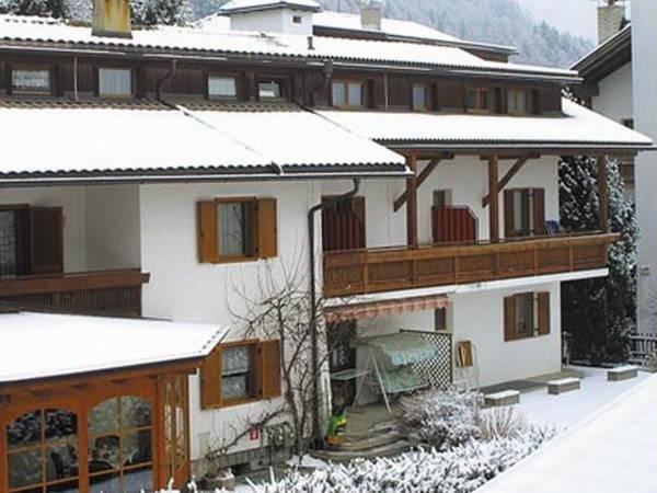 Foto invernale di presentazione Garni (B&B) Niederbacher