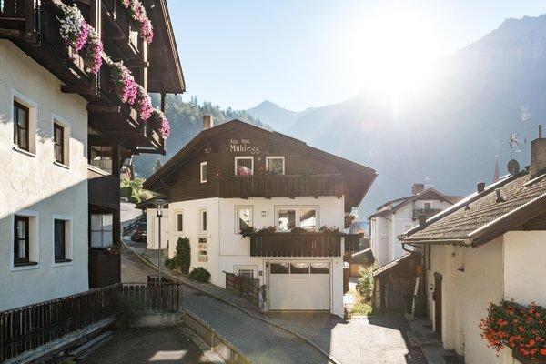 Foto estiva di presentazione Mühlegg - Appartamenti