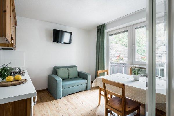 La zona giorno Mühlegg - Appartamenti