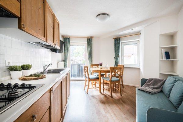 Foto della cucina Mühlegg