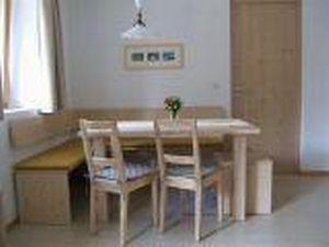 La zona giorno In den Feldern - Appartamenti 3 soli