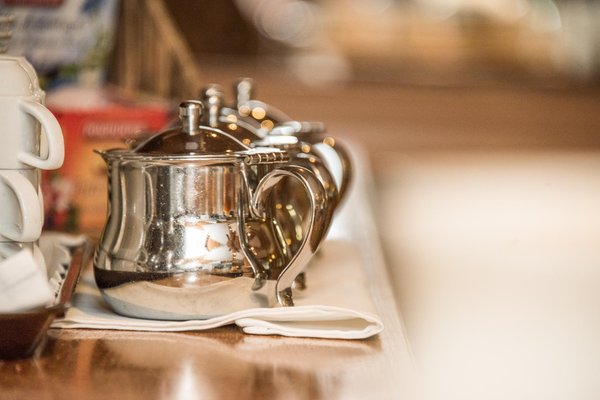 The breakfast Vitaurina Royal Hotel