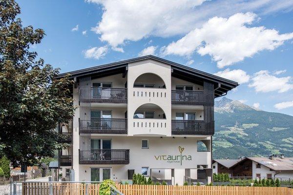 Foto esterno in estate Vitaurina Royal Hotel