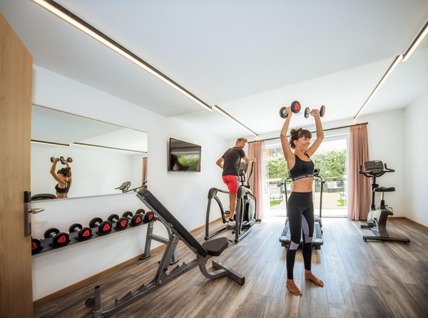 Photo of the fitness area Vitaurina Royal Hotel