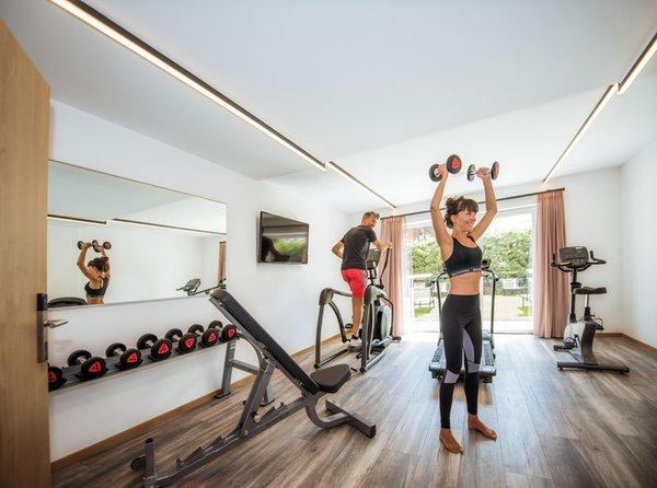 Foto vom Fitness-Bereich Vitaurina Royal Hotel
