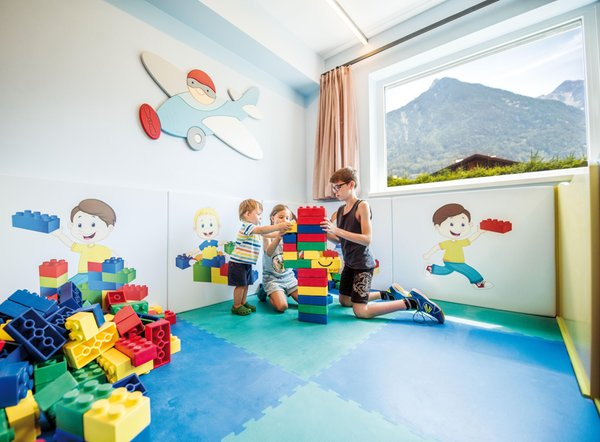 The children's play room Vitaurina Royal Hotel