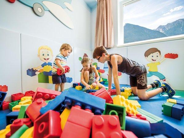 Das Kinderspielzimmer Vitaurina Royal Hotel