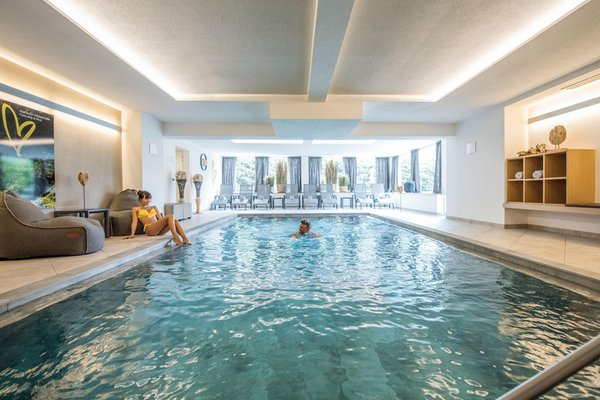 Photo of the indoor swimming pool