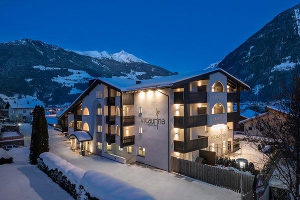 Photo exteriors in winter Vitaurina Royal Hotel