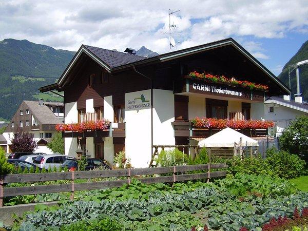 Foto esterno in estate Niederbrunner