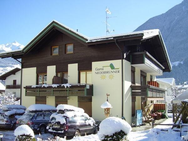Foto invernale di presentazione Niederbrunner - Garni (B&B) 2 stelle