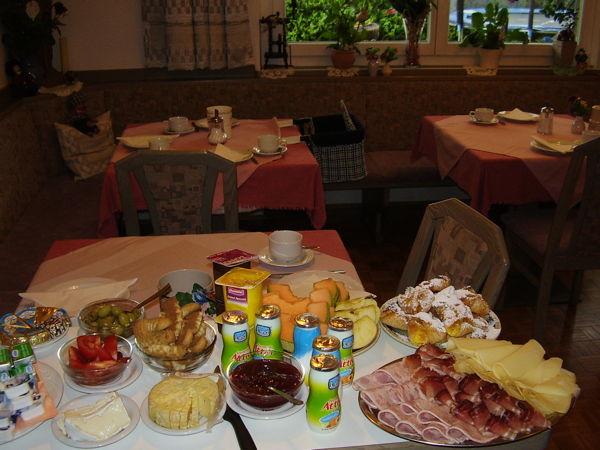 Il ristorante Molini di Tures Niederbrunner