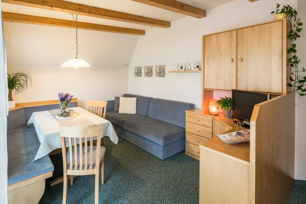 Der Wohnraum Pfeifhofer - Residence 3 Sterne