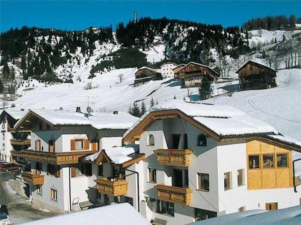 Foto invernale di presentazione Pensione Valbona